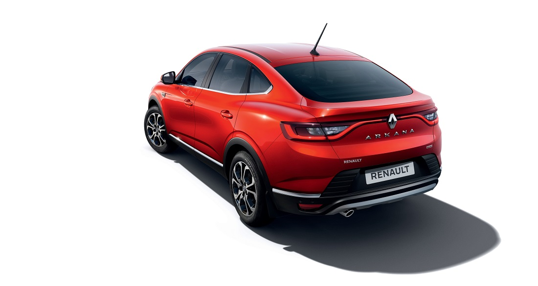 Le Renault Arkana arrive en France. - Photo n°1
