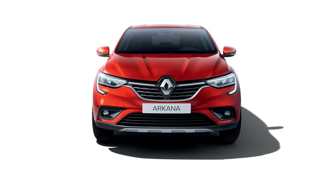 Le Renault Arkana arrive en France. - Photo n°3