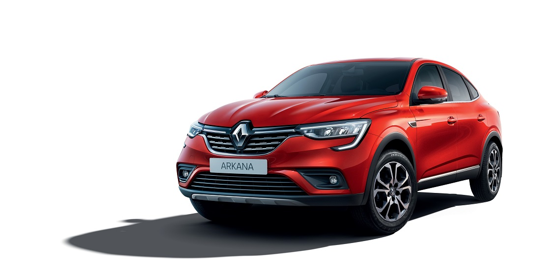 Le Renault Arkana arrive en France. - Photo n°6