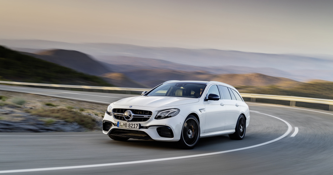 Mercedes-AMG E63 S 4MATIC+, une classe E surpuissante - Photo n°1