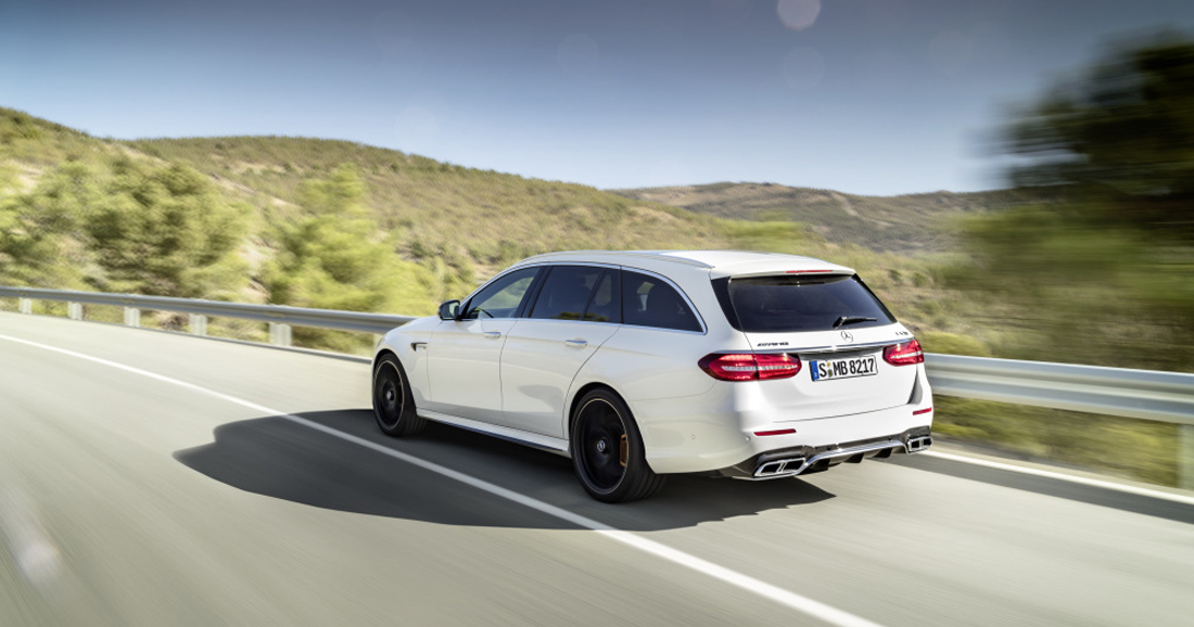 Mercedes-AMG E63 S 4MATIC+, une classe E surpuissante - Photo n°2