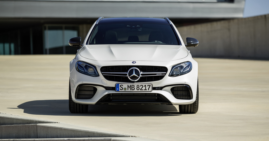 Mercedes-AMG E63 S 4MATIC+, une classe E surpuissante - Photo n°5