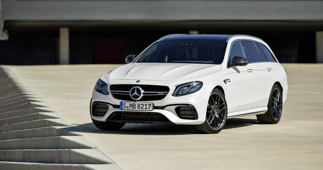 Mercedes-AMG E63 S 4MATIC+, une classe E surpuissante - Photo n°6