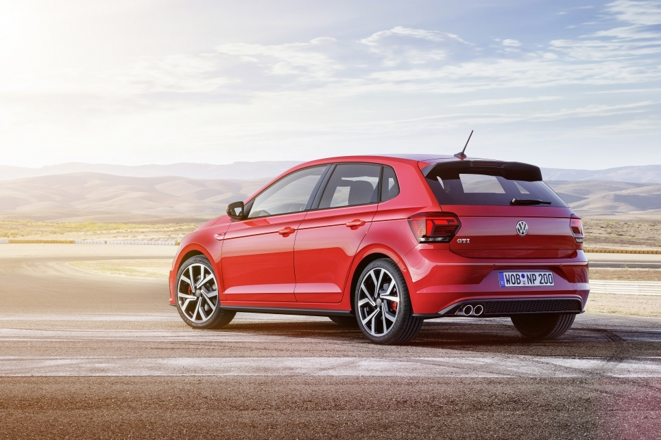 La nouvelle Polo a des airs de Golf 7 - Photo n°4