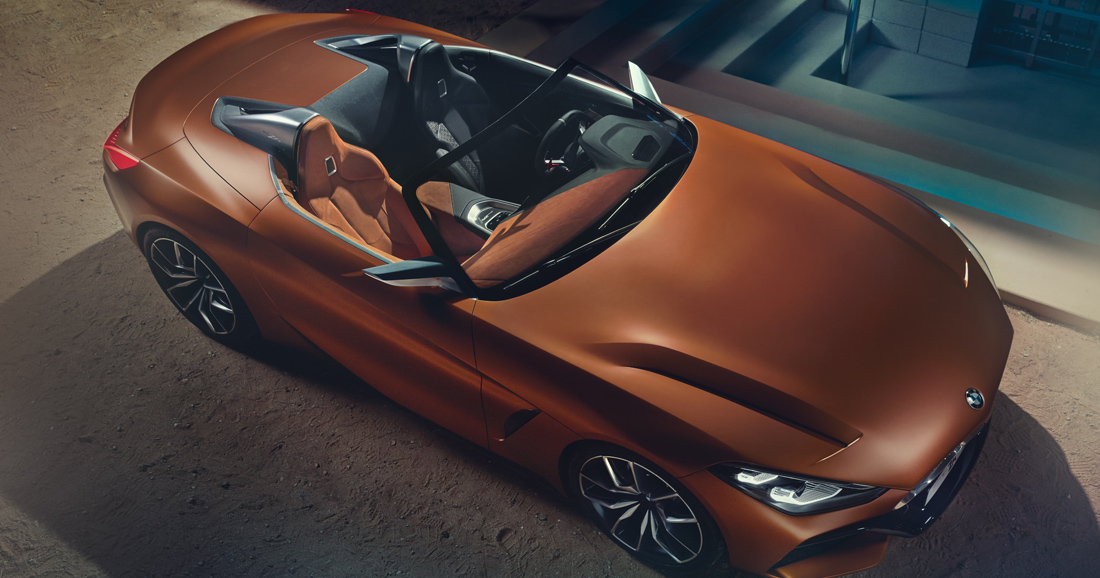 Le BMW Concept Z4 préfigure la nouvelle Z4 - Photo n°3