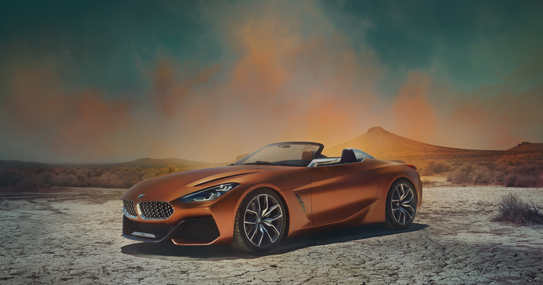 Le BMW Concept Z4 préfigure la nouvelle Z4 - Photo n°6