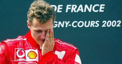 La famille Schumacher lance « Keep Fighting »