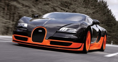 Un week-end en Bugatti Veyron ?