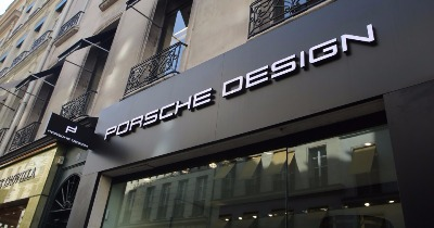 À Paris, le luxe selon Porsche Design
