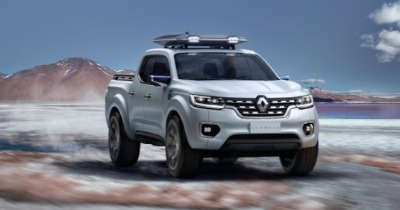 Alaskan, l'offensive pick-up de Renault