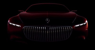 Mercedes-Maybach, rendez-vous à Pebble Beach !