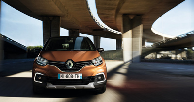 Le nouveau Captur renforce son sex-appeal