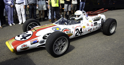 Graham Hill, le gentleman triplement couronné