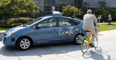Google Cars : 11 accidents en 6 ans