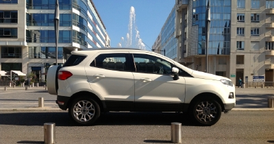 Essai Ford Ecosport : L'alternative