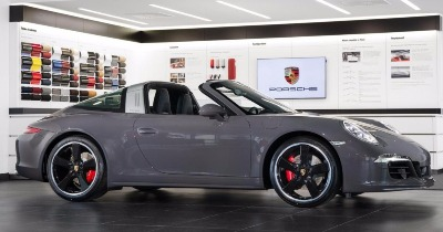 911 Targa 4S Exclusive Edition : Anniversaire !