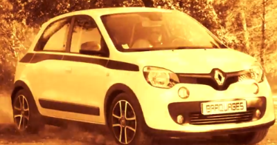 Le nouvelle Twingo capable de drifter ?