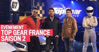 top gear france revient le 6 janvier blog autosph re. Black Bedroom Furniture Sets. Home Design Ideas