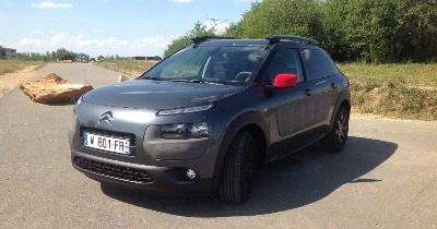 Citroën C4 Cactus, on veut l'aimer !