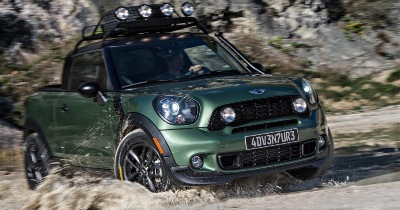 MINI Paceman Adventure, rapport de stage