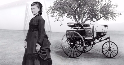 La folle journée de Bertha Benz