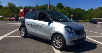 Essai Smart Forfour : Seconde chance
