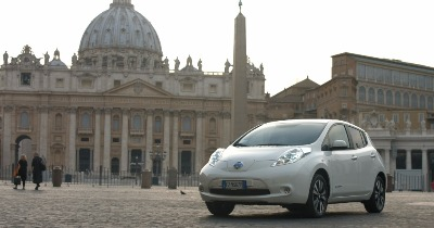 5 routes électrisantes en Nissan LEAF (e-NV200)