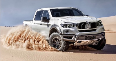 Et si BMW se mettait au pick-up ?