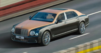La Bentley Mulsanne EWB s'offre une giga photo de 53 milliards de pixels !