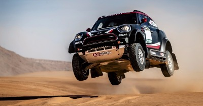 Voici la MINI John Cooper Works Rally !