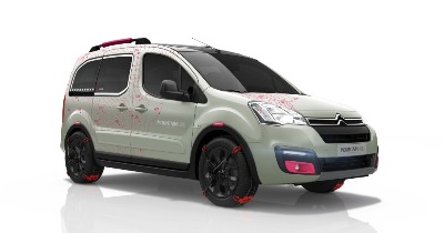 Citroën Berlingo Mountain Vibe : Du relief !