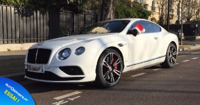 Essai Bentley Continental GT V8 S : Inoubliable !