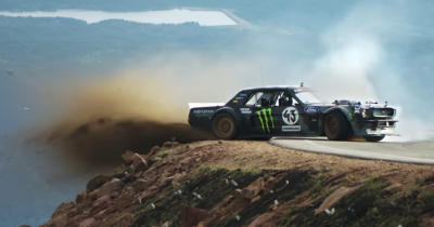 Ken Block fait-il assez attention ?