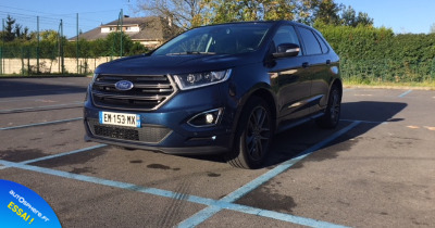 Un week-end en Ford Edge