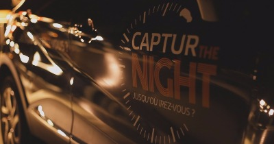 Captur The Night, en route pour une nuit de folie !