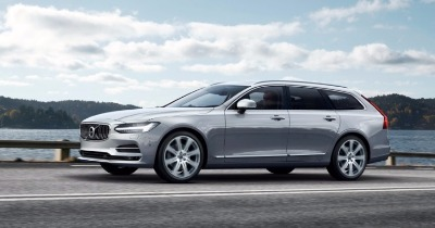 Volvo V90 : Le break premium