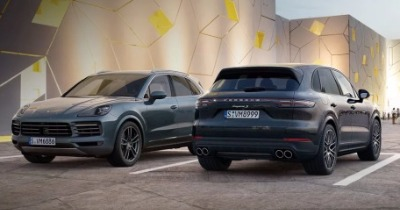 nouveau porsche cayenne la r volution int rieure blog autosph re. Black Bedroom Furniture Sets. Home Design Ideas