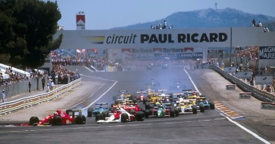 La F1 sera de retour en France le week-end du 24 juin !