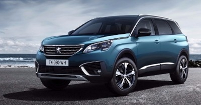 Le nouveau Peugeot 5008 s'assume en SUV 7 places !