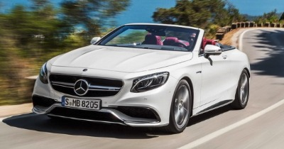 Mercedes Classe S cabriolet : Grand luxe !