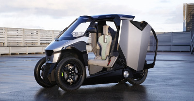 L'étrange quadricycle de PSA