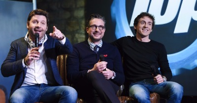 Succès pour Top Gear France