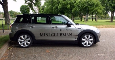 Essai Clubman, le break MINI