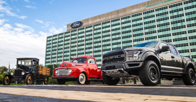 Ford : 100 ans de passion pour le pick-up