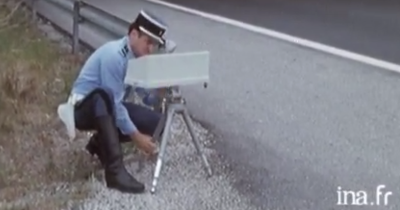 Comment on parlait des radars en 1975